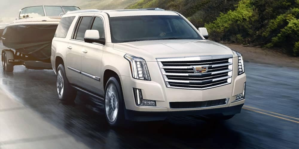 2019 Cadillac Escalade Towing