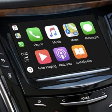 2019 Cadillac Escalade Touchscreen