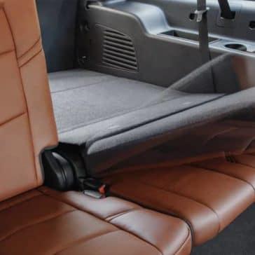 2019 Cadillac Escalade Folding Seat