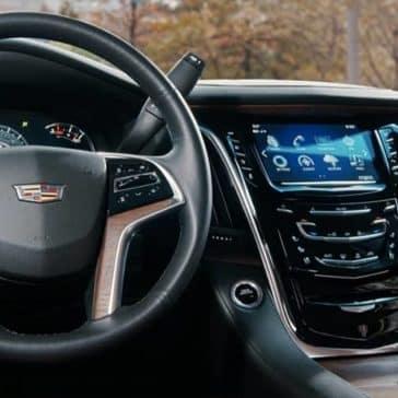 2019 Cadillac Escalade Dash