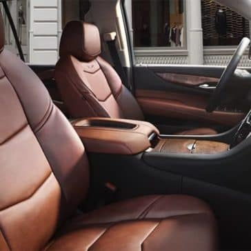 2019 Cadillac Escalade Seating