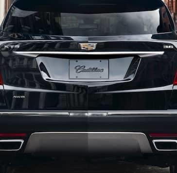 2019 Cadillac XT5 Rear
