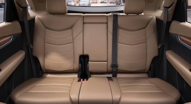 2019 Cadillac XT5 Seating