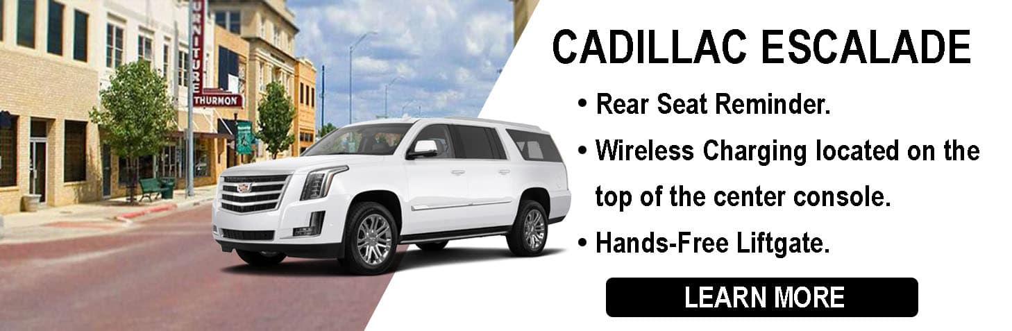 Cadillac Escalade Slide 1
