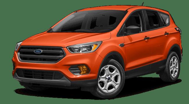 2019 Ford Escape Orange