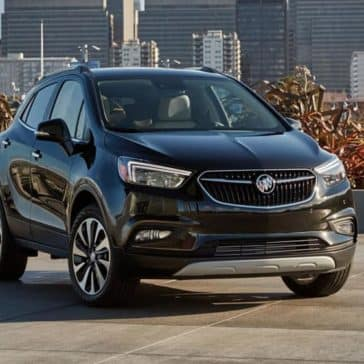 2019 Buick Encore Parked