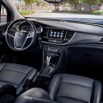 2019 Buick Encore Dash