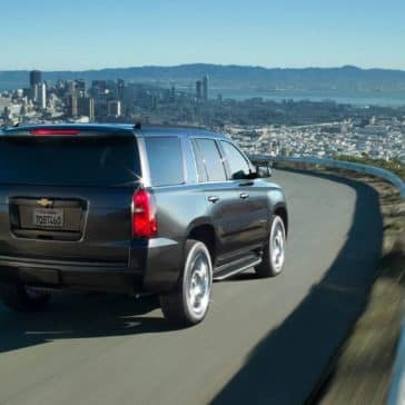 2019 Chevy Tahoe Rear