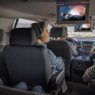 2019 Chevy Tahoe Entertainment