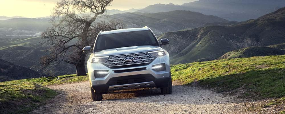 2014 Ford Explorer Towing Capacity >> How Much Can A Ford Explorer Tow 2020 Explorer Towing