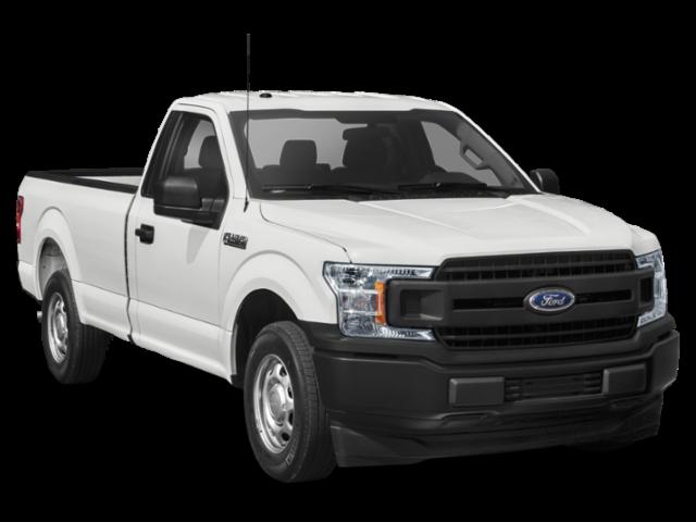 2020 Ford F-150, White Exterior