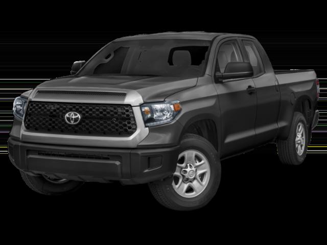 2020 Toyota Tundra, Black Exterior