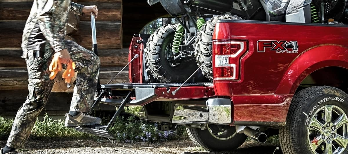 Ford F150 Tailgate Accessory