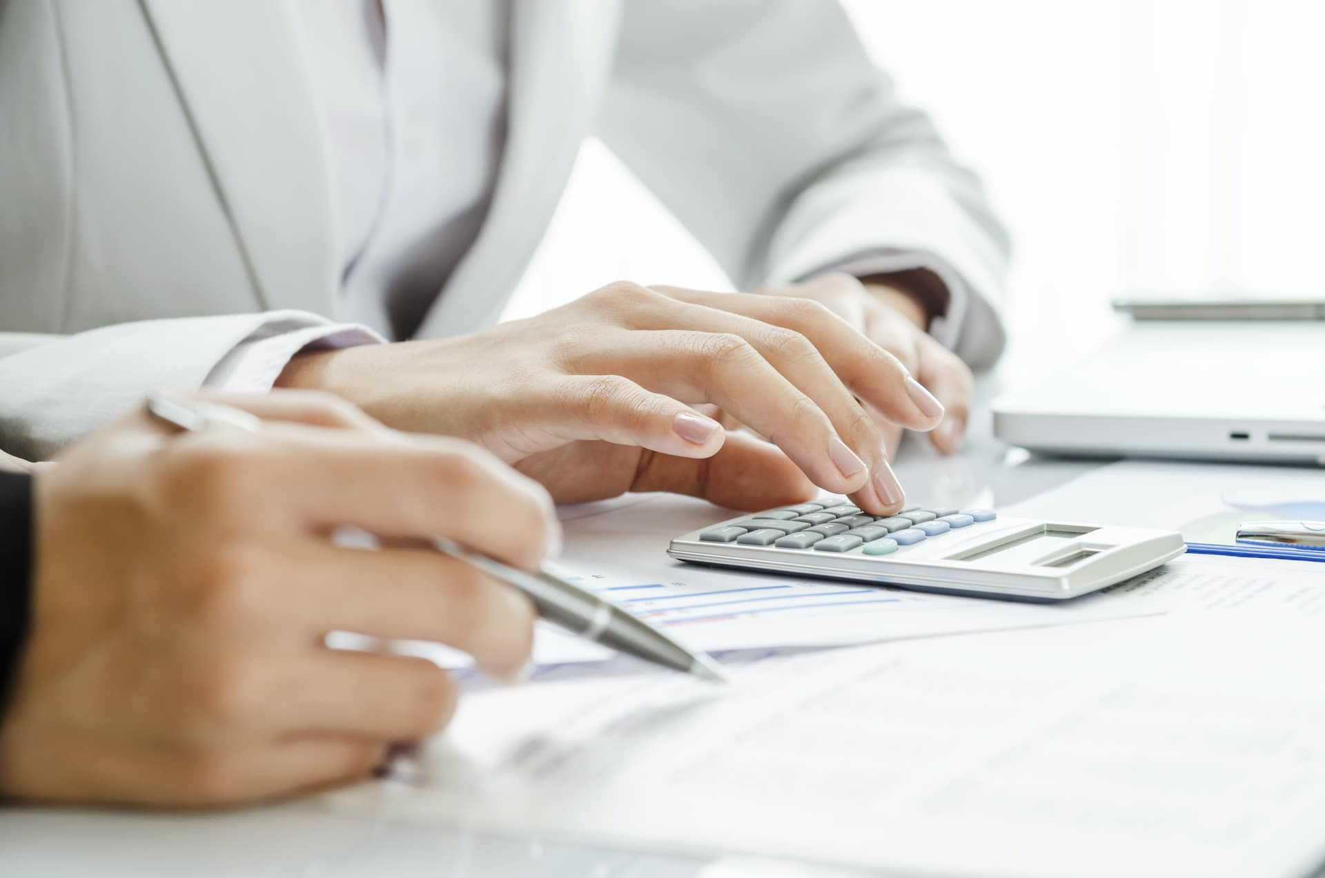 finance page image