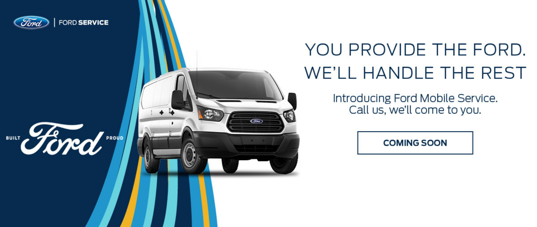 Ford Mobile Service New