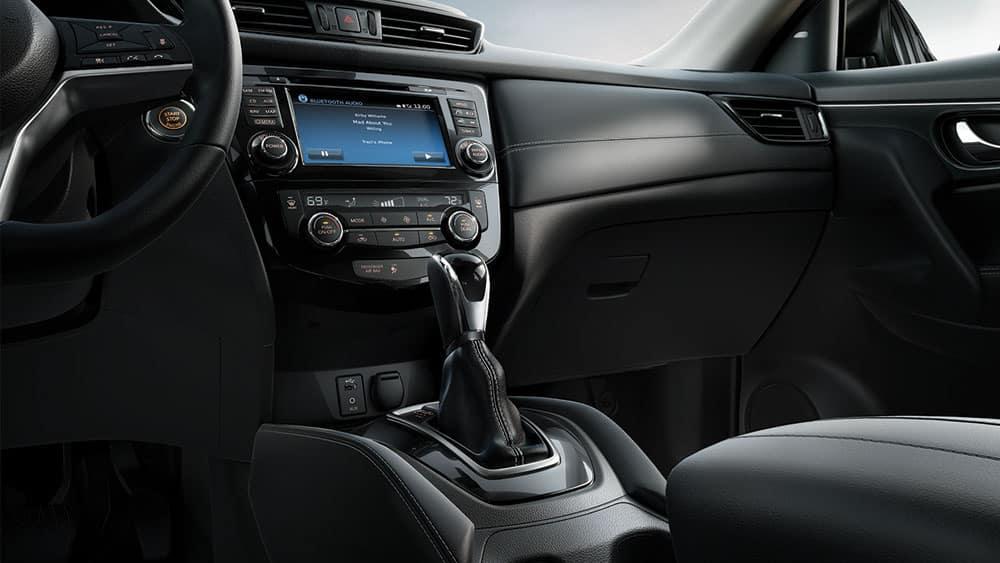 2017 Nissan Rogue technology