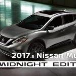 Nissan Murano Midnight Edition