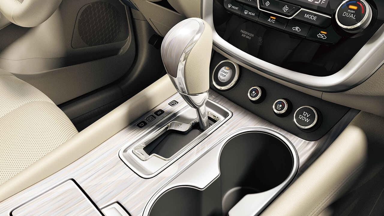 2017 Nissan Murano Interior Details