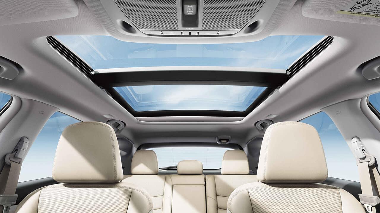 2017 Nissan Murano Panoramic Roof