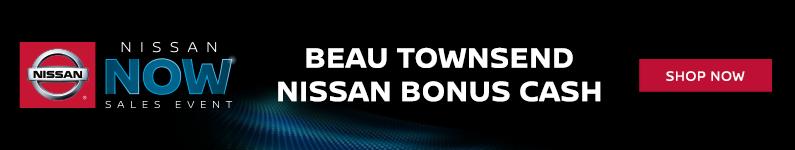 Nissan Now Beau Townsend Nissan