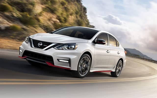 2018 Nissan Sentra Nismo Performance Car