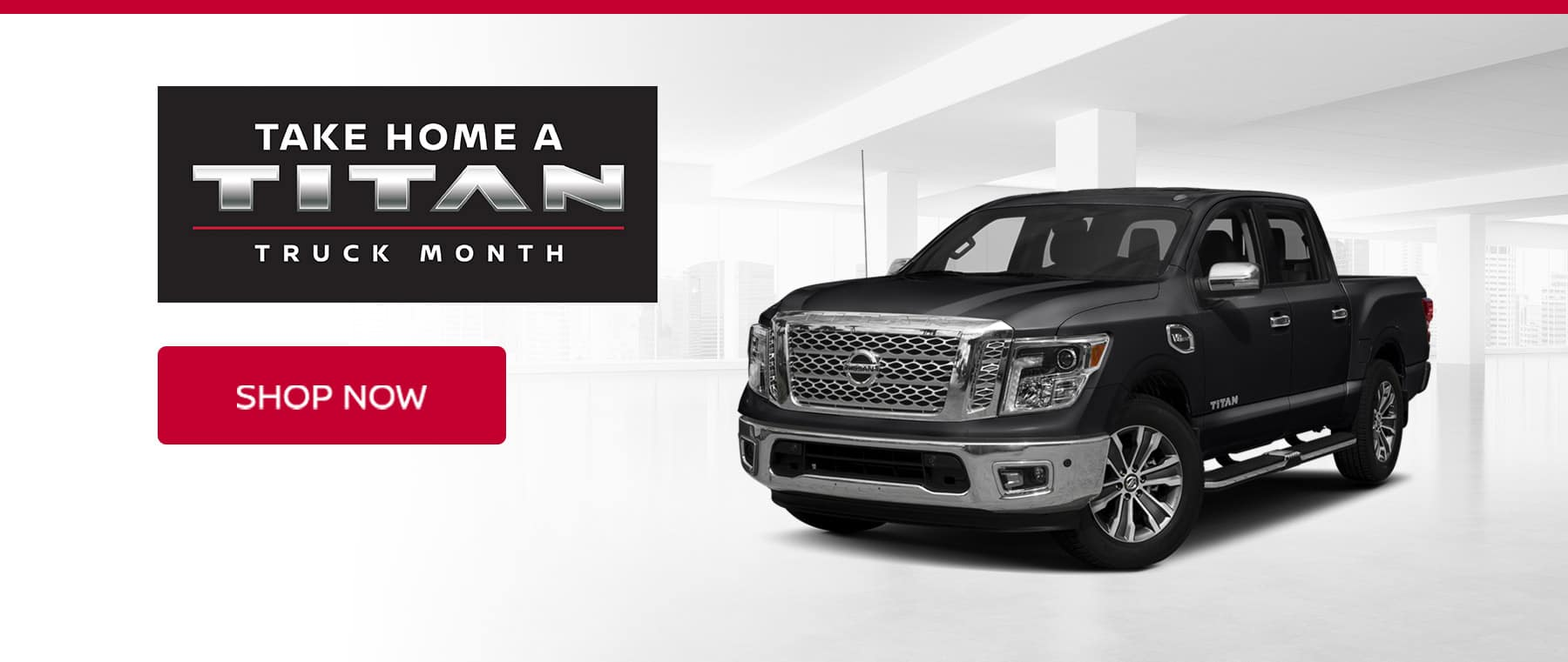 september nissan truck month