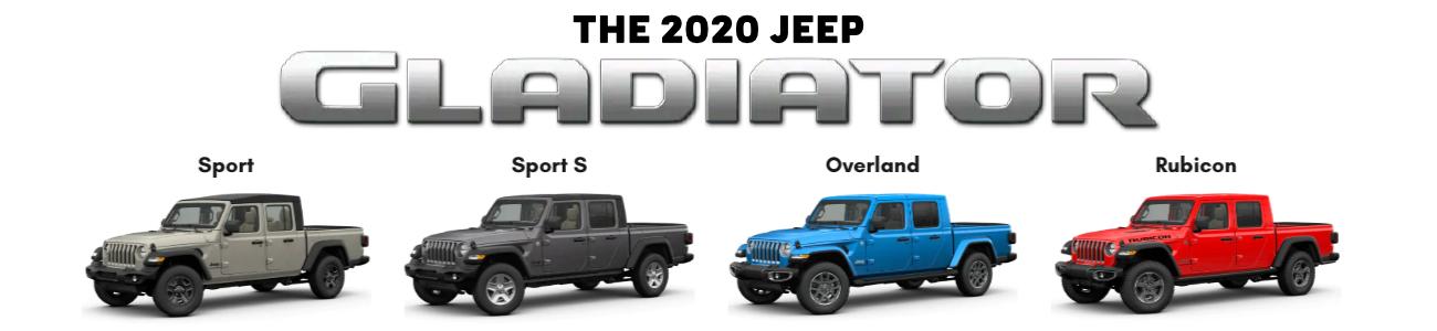 2020 Jeep Gladiator Indianapolis In Bill Estes Chrysler Dodge