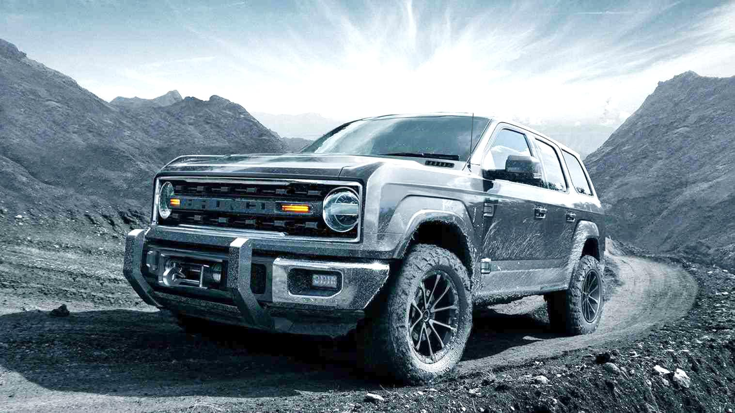 New Car Review 2020 Ford Bronco Milwaukee Wisconsin Boucher