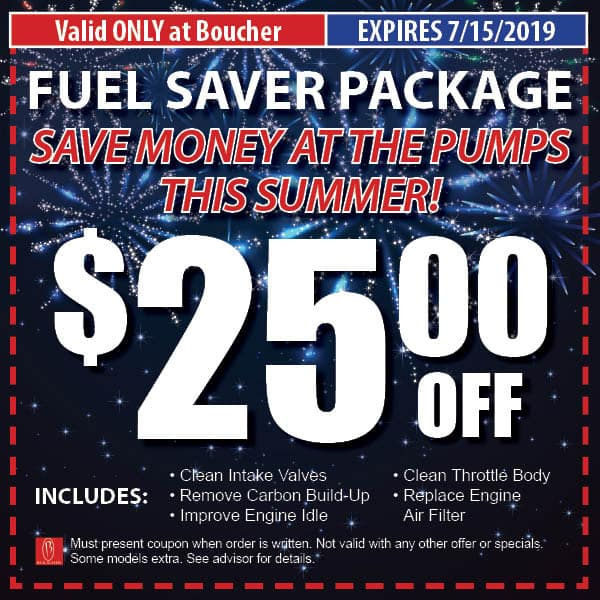 Service Coupons June 2019 Milwaukee Wi Boucher Auto Group