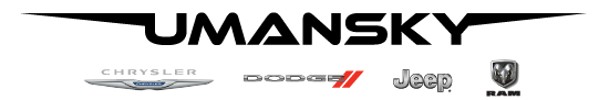 Umansky Chrysler Dodge Jeep Ram of Charlottesville