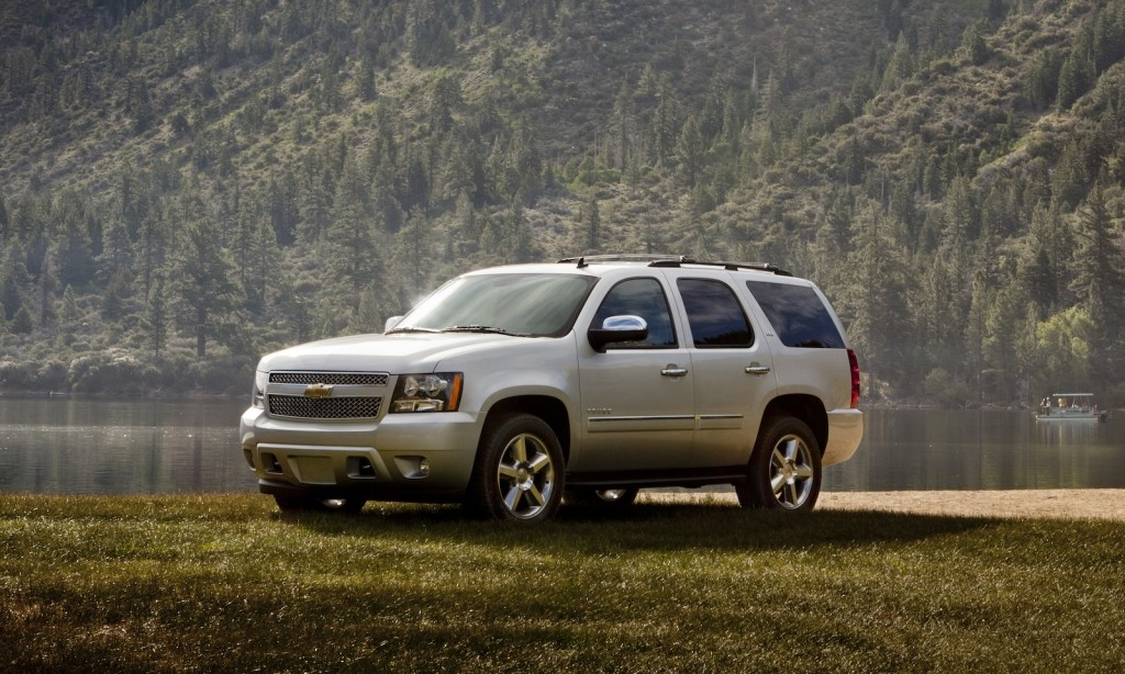 5 Reasons to Buy a Used Chevy SUV for Your Summer Excursions ...