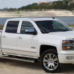 2015 Chevrolet Silverado Used