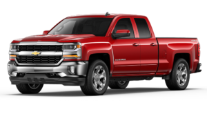 Red Used Chevy Silverado 1500