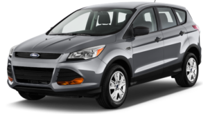 Grey Used Ford Escape
