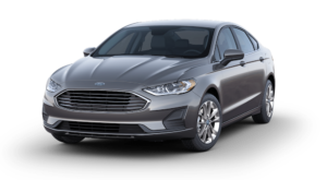 Grey 2019 Used Ford Fusion Model