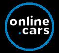 The Online.cars circular logo
