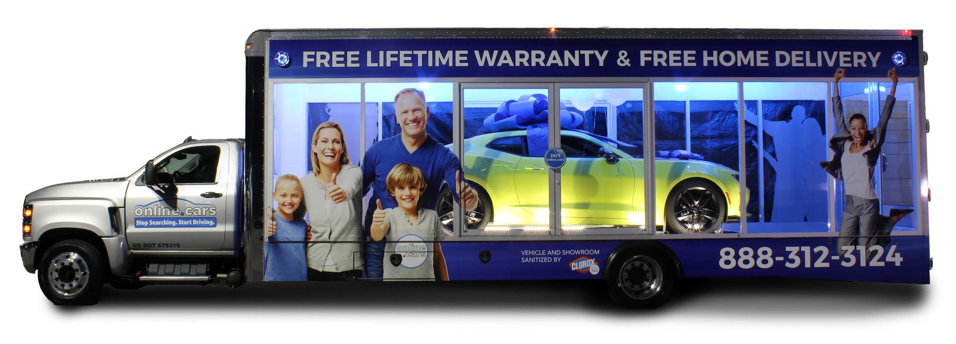 Free Lifetime Warranty Car