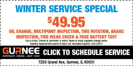 Jeep coupons service