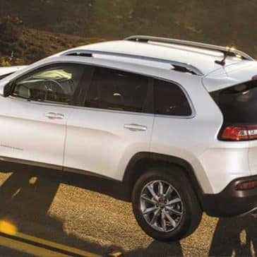 2018 Jeep Cherokee Exerior Gallery 2