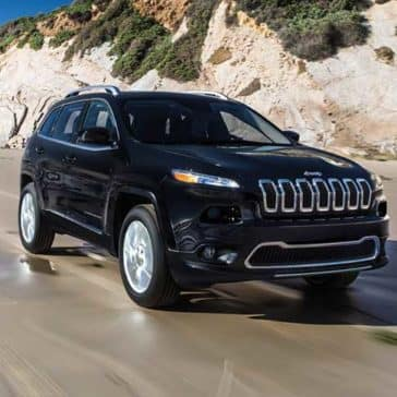 2018 Jeep Cherokee Limited Exterior Gallery 1