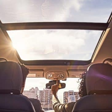Jeep Compass Sunroof