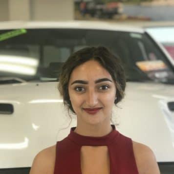 Amina Mashrah