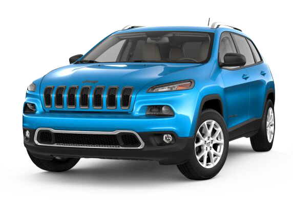 2018 Jeep Cherokee Blue
