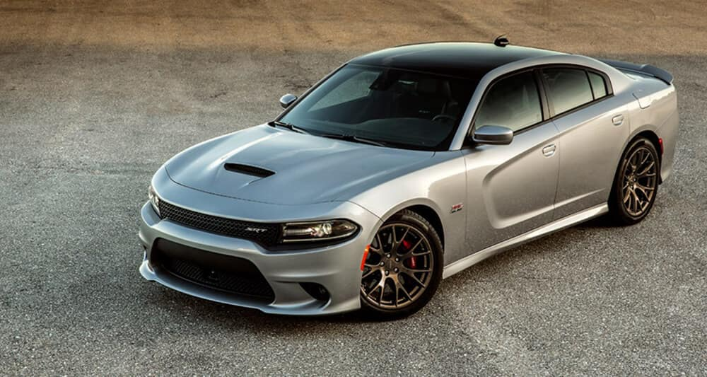 2018 Dodge Charger Parked