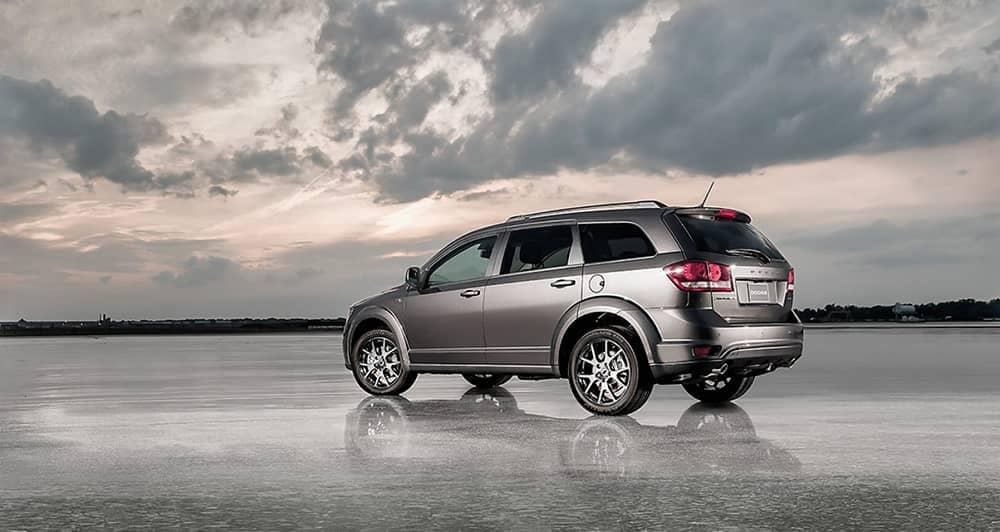2018 Dodge Journey Cloudy