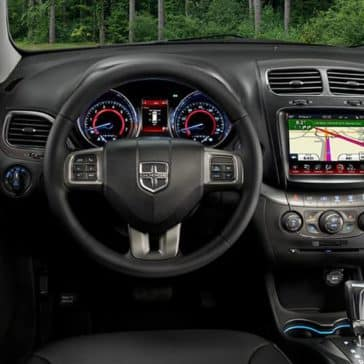 2018 Dodge Journey Dash