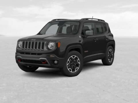 Lease a New 2017 Jeep Renegade Trailhawk 4x4!