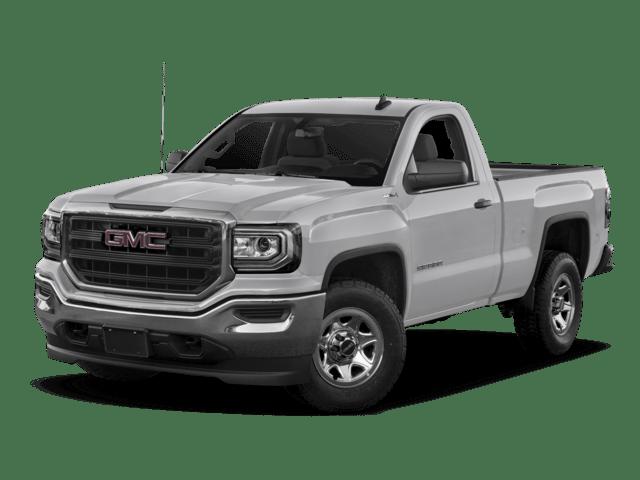 2018 GMC Sierra 1500 2WD