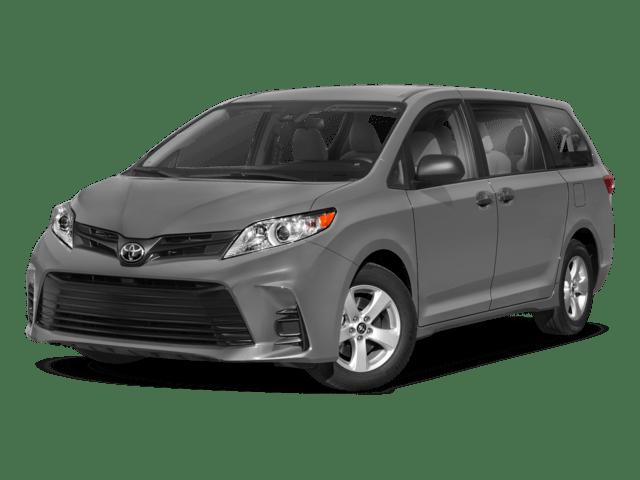 2018 Toyota Sienna L FWD