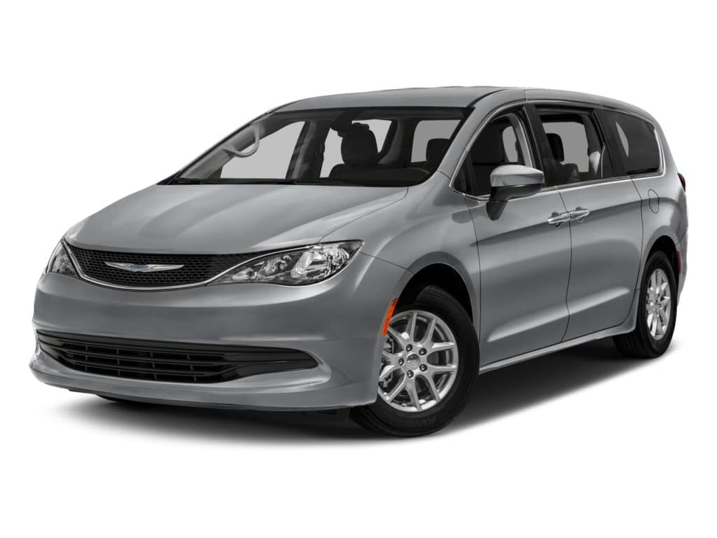New 2018 Chrysler Pacifica LX!